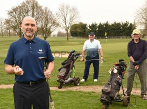 Cookham golf club 'full' as rules ease