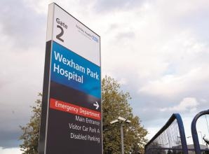 Coronavirus patient numbers fall to single figures at Frimley Health trust