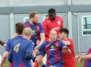 Flackwell Heath boss Richardson still coming to terms with FA Vase exit