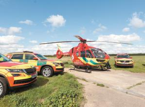 Thames Valley Air Ambulance call outs increase as lockdown eases