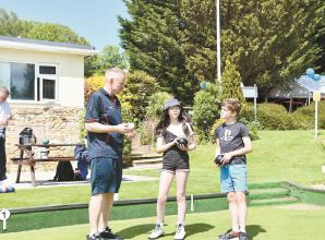 Maidenhead Thicket welcome new bowlers for Big Weekend event