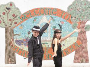 School goes 1920s for 100 years of British Legion