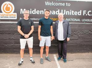 Ferdinand says he'll bring a lot of energy to Maidenhead United's midfield