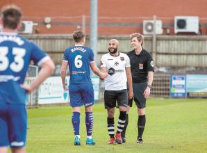 Comley 'disappointed' by Maidenhead United's decision to let him go
