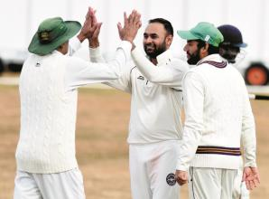 'Phenomenal' fielding display helps Stoke Green through to last 16 of Village Cup