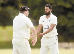 Marlow CC 'upbeat' for top-of-the table clash after convincing Hayes victory