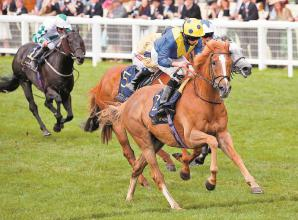 Dream of Dreams wins the Jubilee Stakes at Royal Ascot