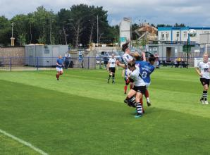 Maidenhead United Women take the positives from Pompey defeat