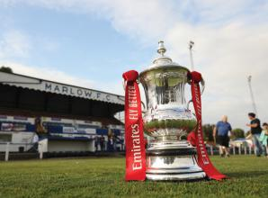 FA Cup draw: Marlow handed away tie against FC Abbey Rangers while Slough host Whitehawk
