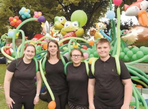 Marlow Carnival to return to town this weekend