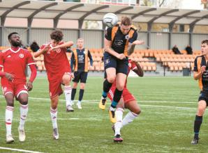 Mixed emotions for Bird as Slough Town fightback to draw with Welling