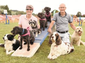 Popular South Bucks village show brings in the thousands