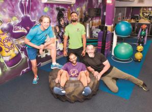 Personal trainers take over Maidenhead Rugby Club gym