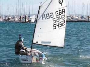 Piggott School student to compete against Europe's best young sailors for Great Britain