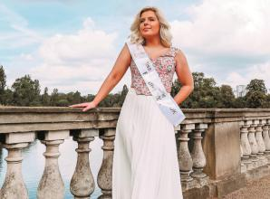 Windsor beauty pageant finalist uses platform to help domestic abuse victims